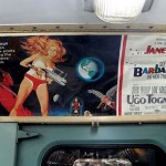 Queen of The Galaxy – Ten Barbarella Posters