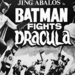 Batman Fights Dracula 1967 Film