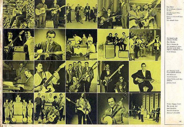 Fender Brochure 1969