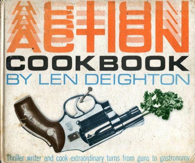 Len Deighton Cook Book