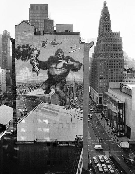 King Kong Billboard