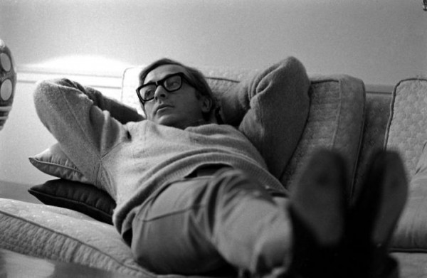 Michael Caine Loungin'