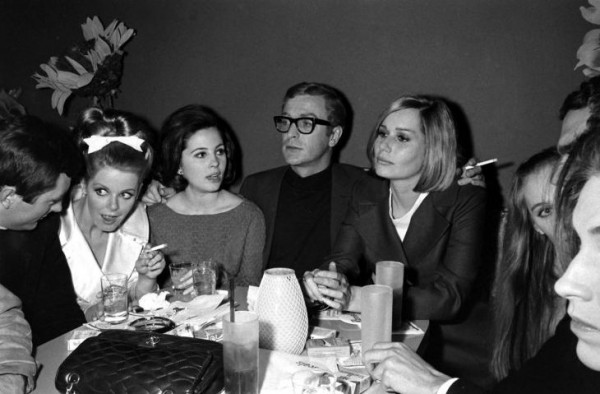 Michael Caine and friends