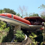 Staying in a Jet plane &#8211; The Airplane Hotel Suite