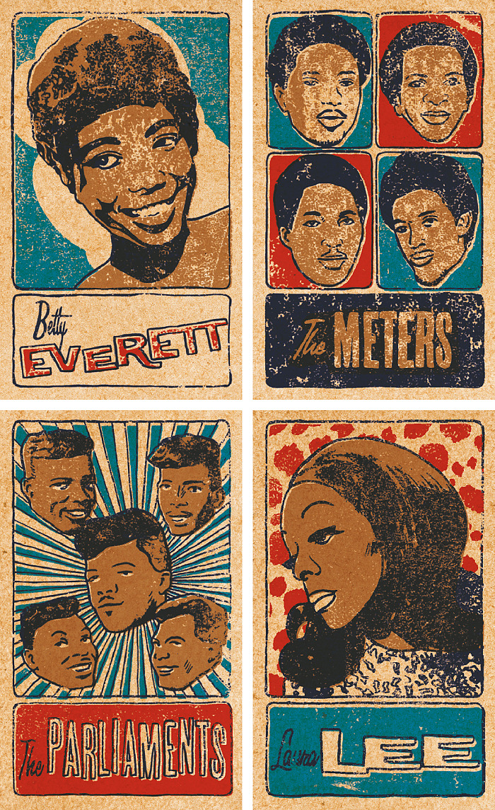 Soul Trading Cards