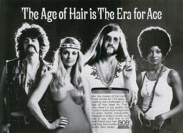 The Age ofHair