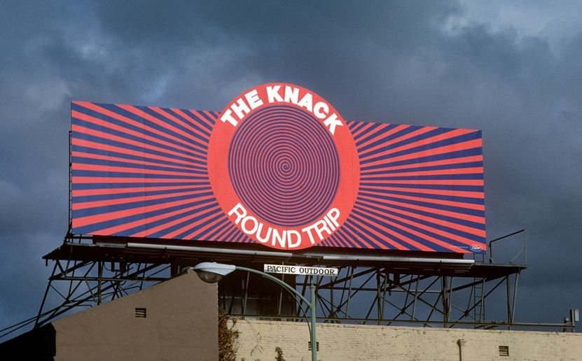 The Knack Billboard