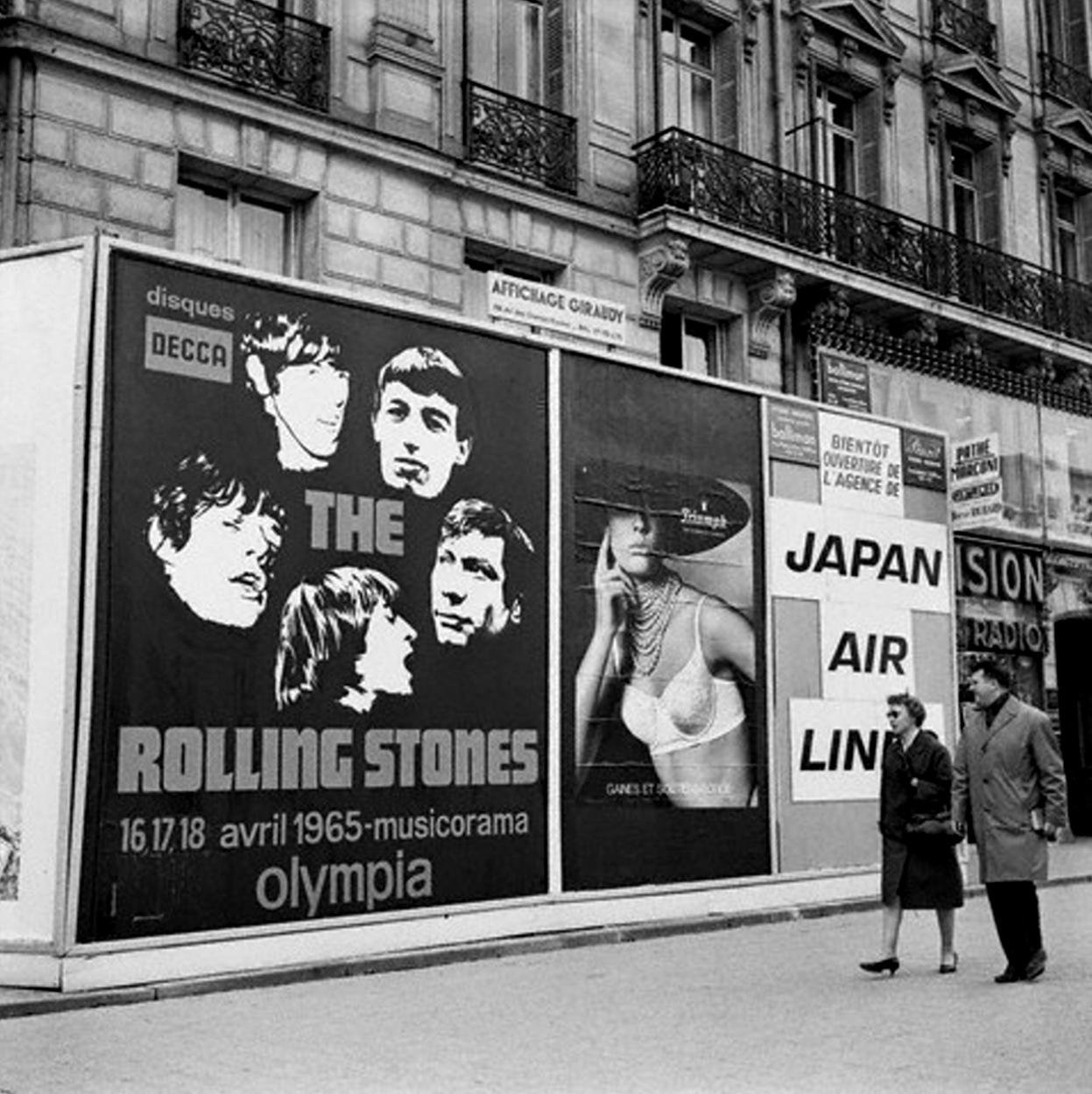 rolling stones billboard