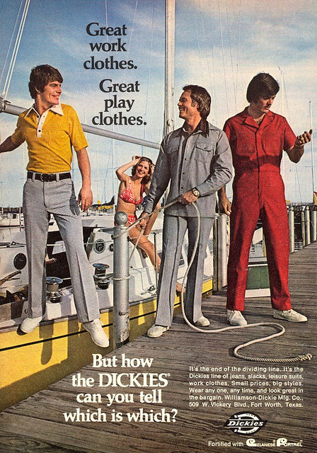 Dickies Retro Advert_z