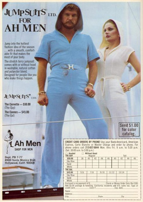 His and Hers Jumpsuits