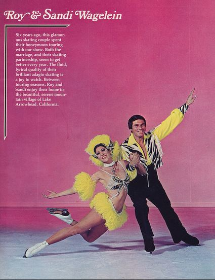 Ice Capades - Roy and Sandi