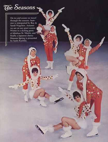 Ice Capades - The Seasons
