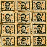 James Brown: Say It Loud  Im On a Stamp and Im Proud. 