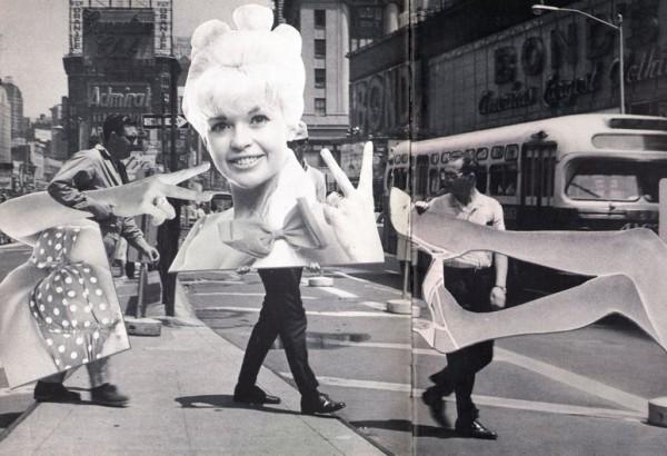 Jayne Mansfield Billboard