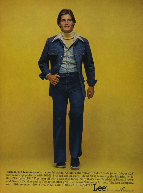 Lee Jeans Advertisement