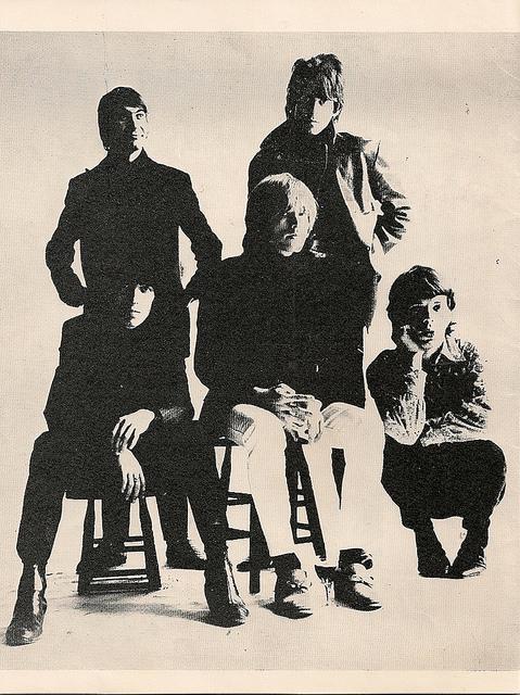 Rolling Stones Tour Programme