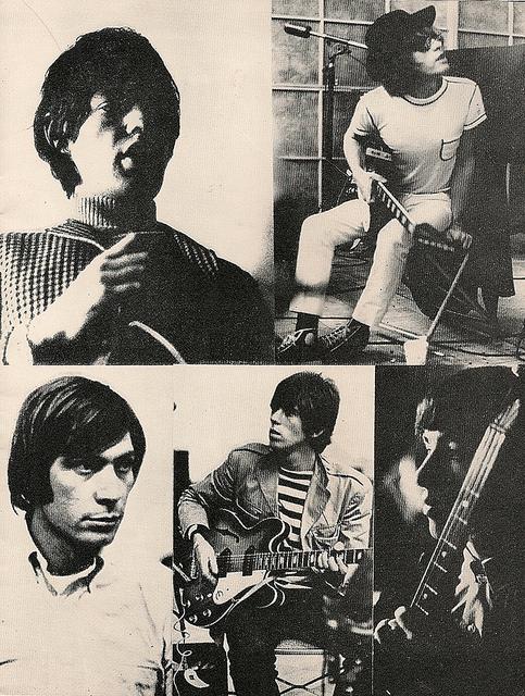 Stones in 1966