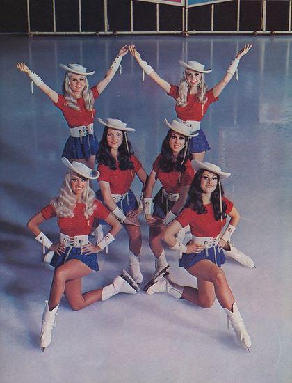 The Rangerettes