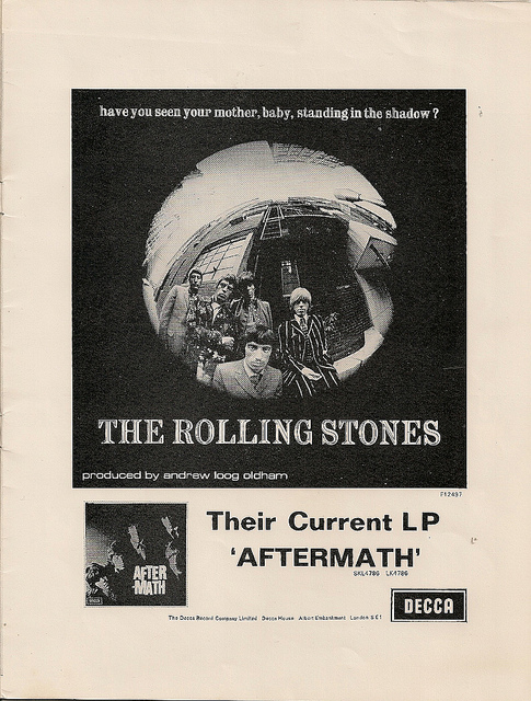 The Rolling Stones Advert