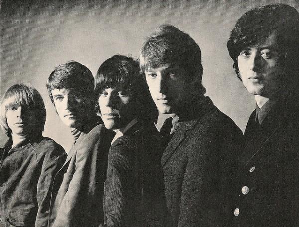 The Yardbirds - Rolling Stones Tour 1966