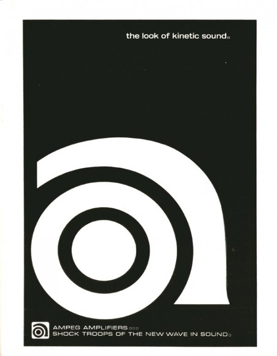ampeg advert
