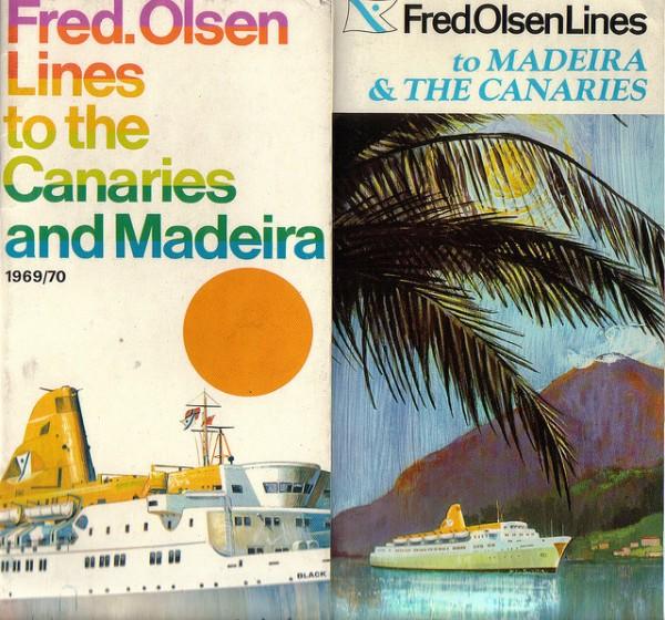 Fred Olsen Lines 1970#