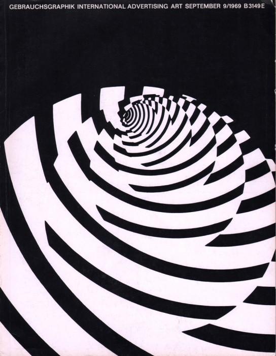 Gebrauchsgraphik magazine 1969
