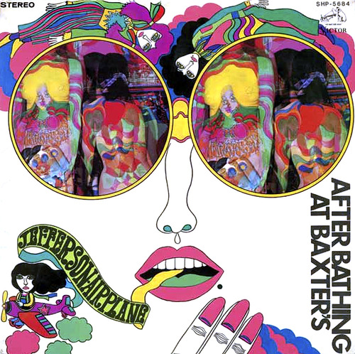 Jefferson Airplane keiichi tanaami