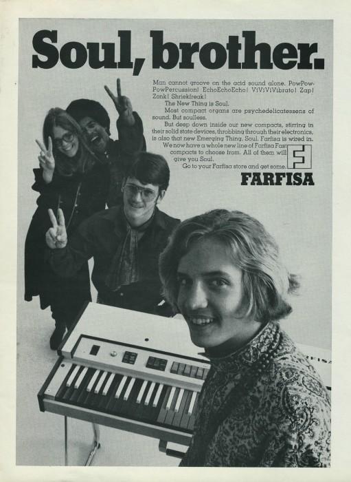 Farisa Advert