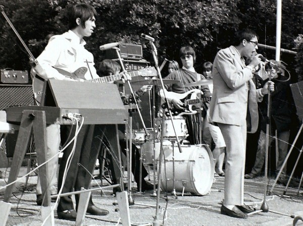 Roadrunner Sect 1966 Amsterdam