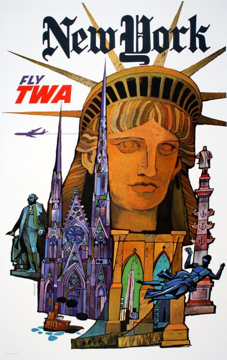 TWA New York