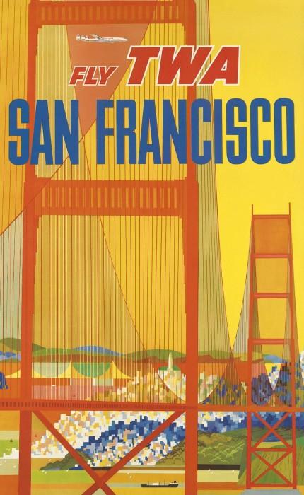 TWA San Francisco