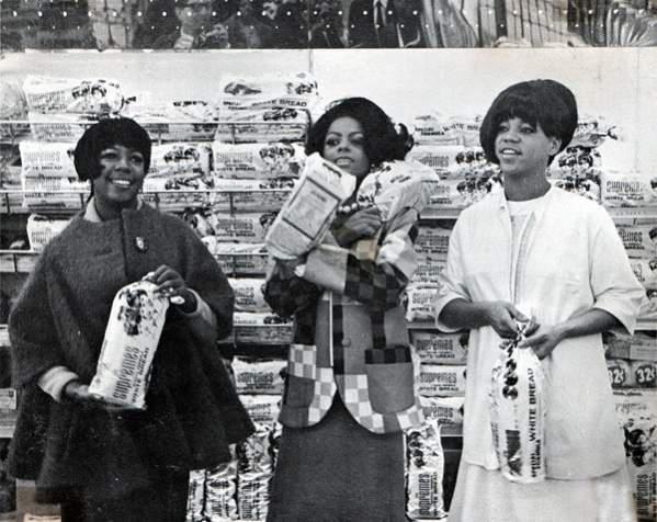 The Supremes Bread