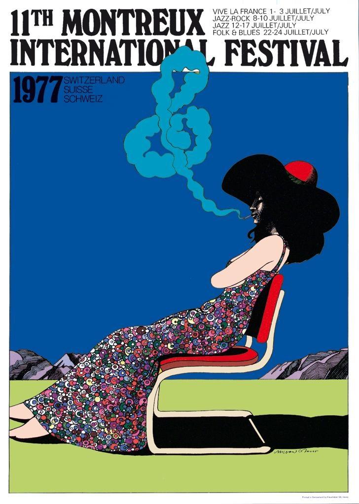1977 Montreux Jazz Festival