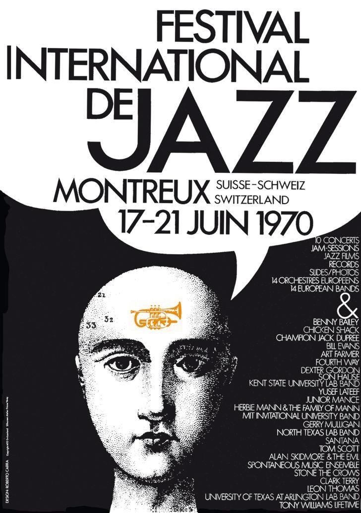 1970 Montreux Jazz Festival