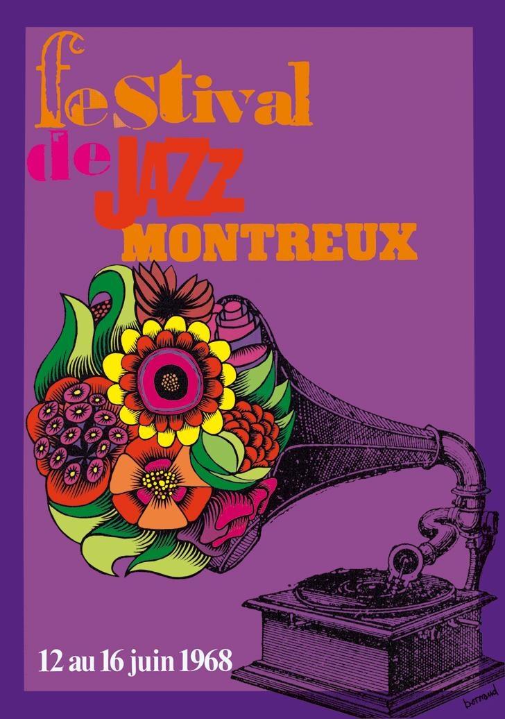 Montreux Jazz Festival 1968