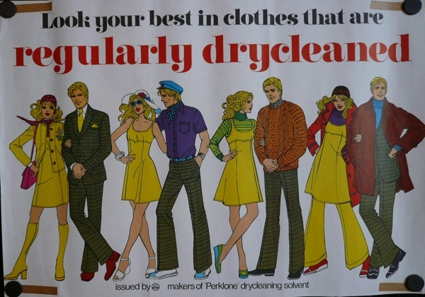 Regularly Drycleaned
