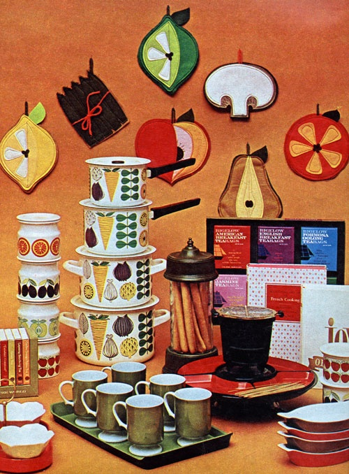1970s Kitchen Utensils