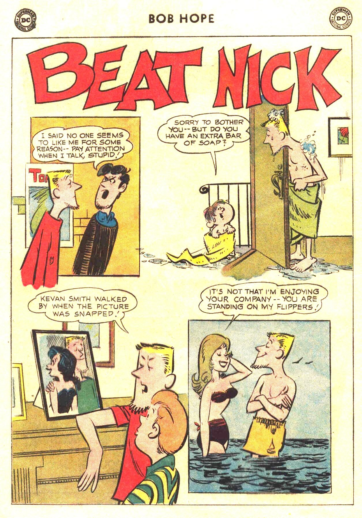 Beat Nick comics