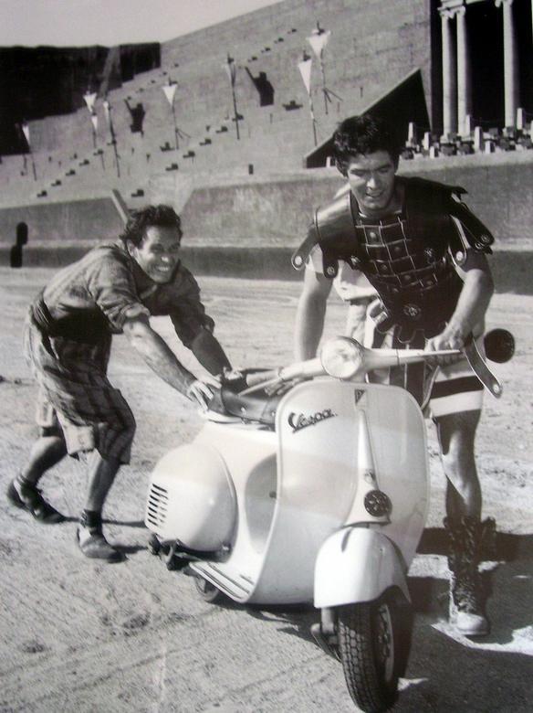 Ben Hur Vespa 001