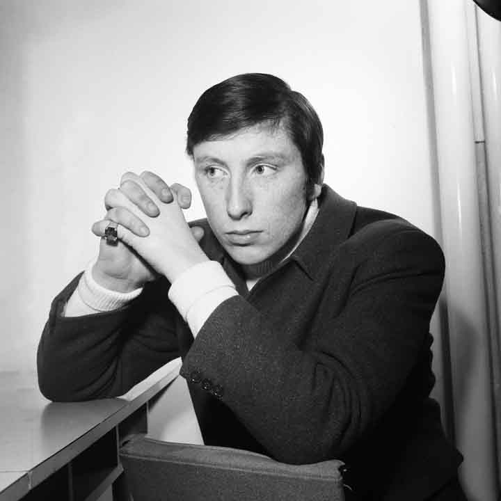 Chris Farlowe by Harry Goodwin