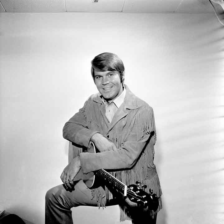 Glen Campbell by Harry Goodwin