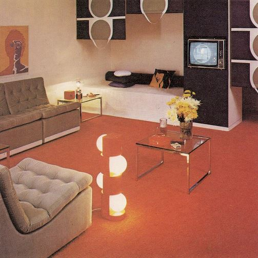 Golden Homes - Lounge