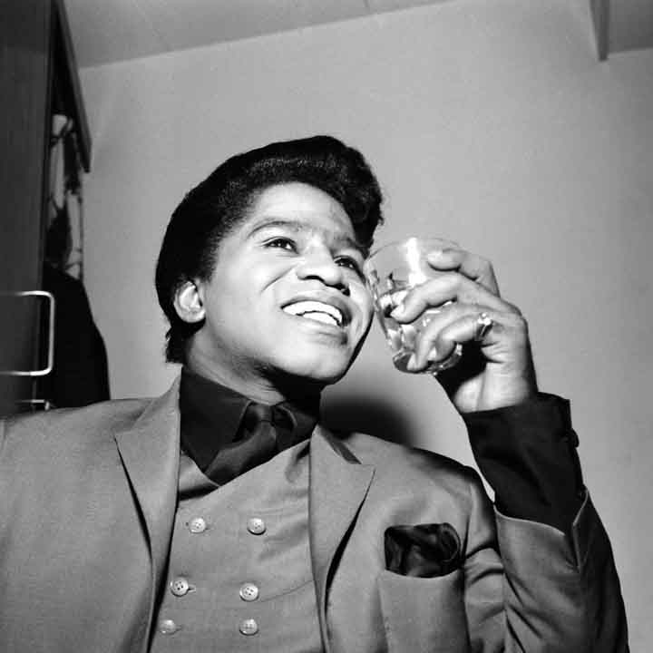 James Brown by Harry Goodwin