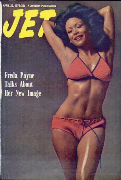 Jet Magazine Freda Payne