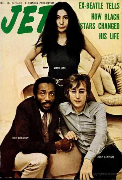 Jet Magazine John Lennon