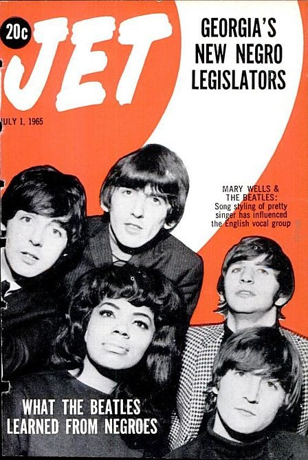 Jet Magazine The Beatles