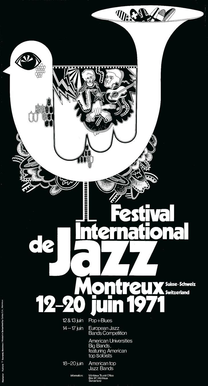 Montreux Jazz 1971