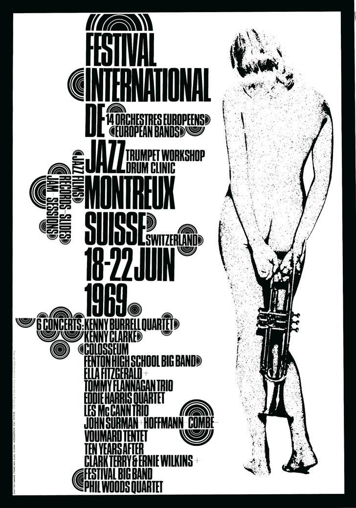 Montreux Jazz Festival 1969