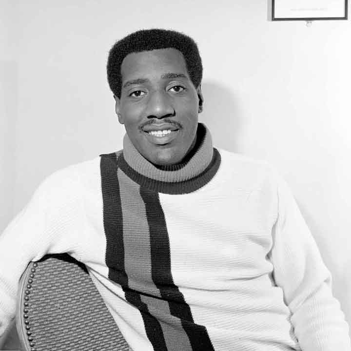 Otis Redding by Harry Goodwin